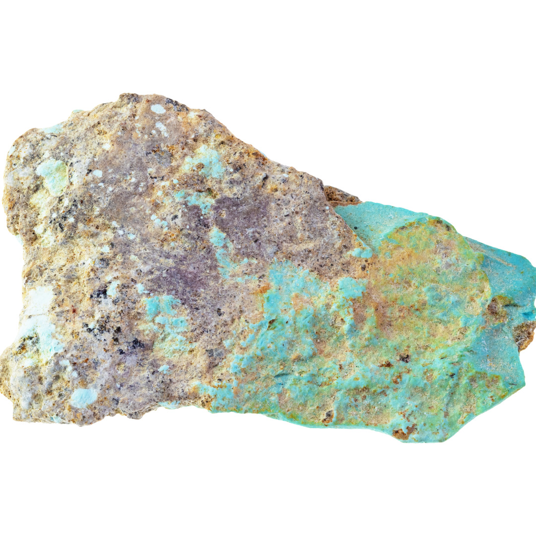 Turquoise Come From